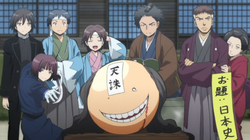 Rekomendasi Anime Natal Terbaik Dafunda Otaku