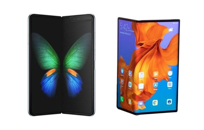 Samsung Galaxy Fold Vs Huawei Mate X 940x600 Min
