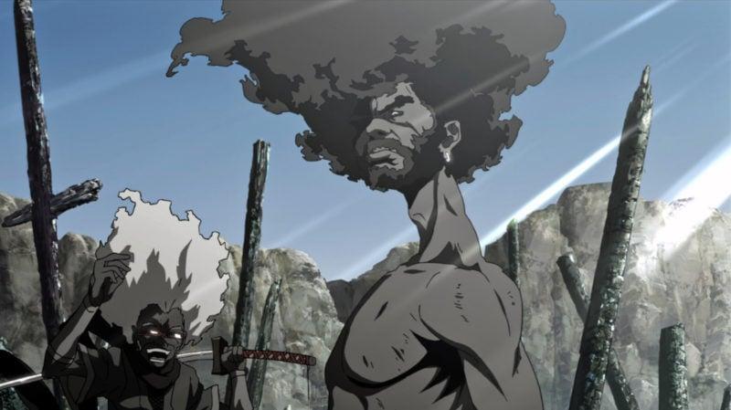 Samurai Terhebat Di Anime Dafunda Otaku