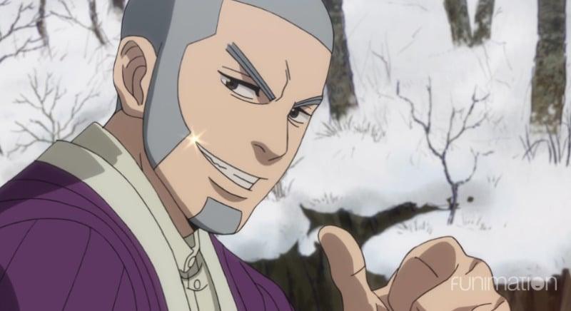 Shiraishi Yoshitake (Golden Kamuy)
