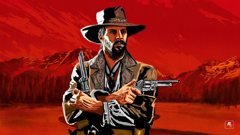 Spesifikasi PC Red Dead Redemption 2