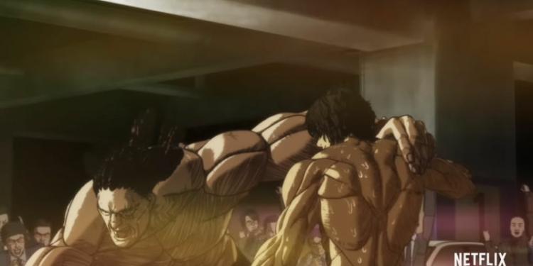 Teaser Anime Kengan Ashura! Dafunda Otaku