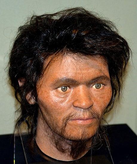 Ternyata Beginilah Penampilan Wajah Orang Yang Tinggal Di Jepang 27000 Tahun Yang Lalu! Dafunda