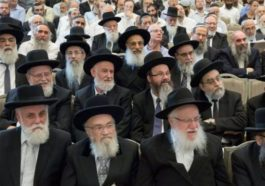 Terungkap, Ternyata Inilah Rahasia Panjang Umur Orang Yahudi Yang Mungkin Tidak Kalian Ketahui! Dafunda Gokil