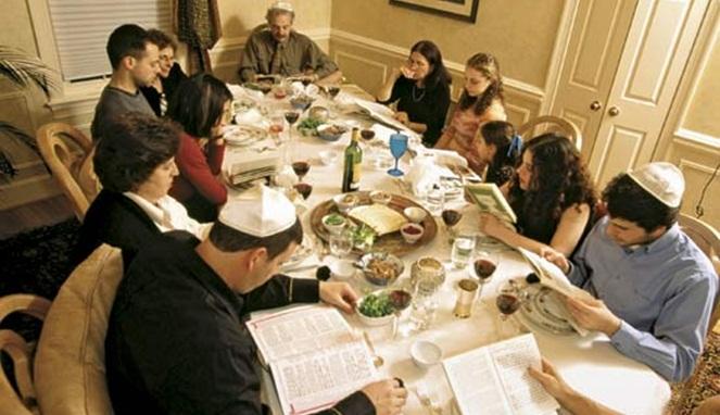 Terungkap, Ternyata Inilah Rahasia Panjang Umur Orang Yahudi Yang Mungkin Tidak Kalian Ketahui! Israel