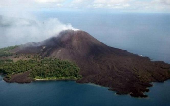 Terus Tumbuh, Inilah 5 Fakta Anak Krakatau Yang Mungkin Belum Kalian Ketahui! Ukuran