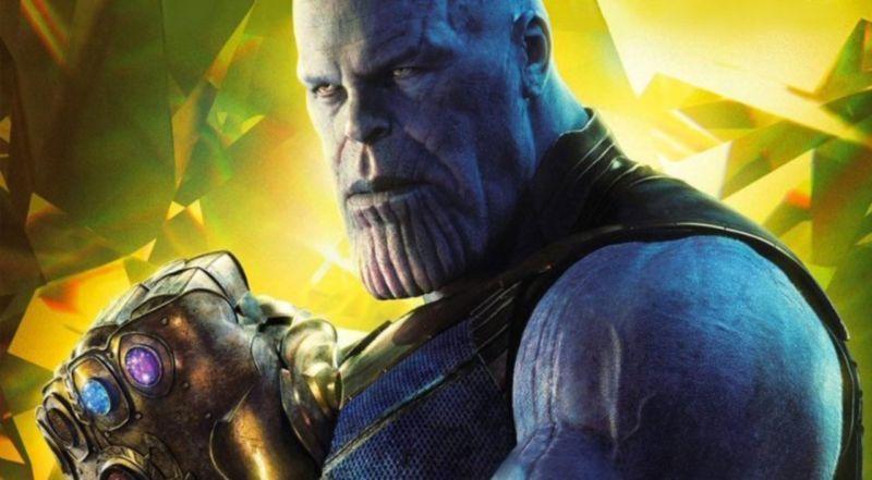 Viral di Media Sosial, Sebut Dirinya Avengers, Jokowi Katakan Siap Lawan Thanos! - Thanos