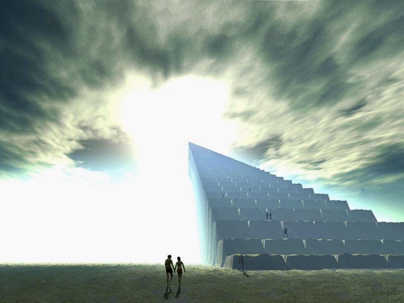 Wajib Tahu! Inilah Perbedaan Surga Menurut 5 Agama Di Indonesia Alam Bahagia Buddha