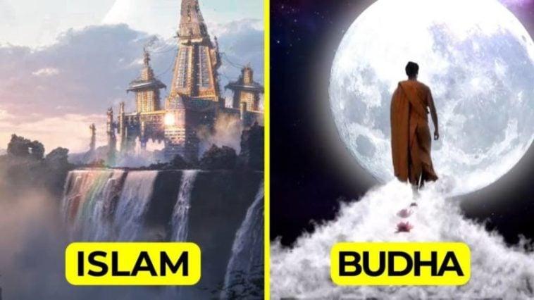 Wajib Tahu! Inilah Perbedaan Surga Menurut 5 Agama Di Indonesia Dafunda Gokil