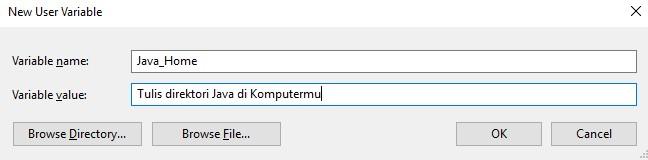 Windows Java