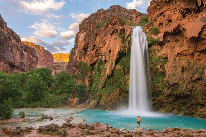 Air Terjun Terindah Di Dunia Havasu Falls