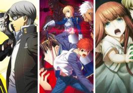 Anime Adaptasi Game Terbaik Dafunda Otaku