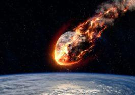 Asteroid Menghampiri Bumi