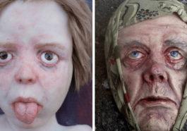 Berani Lihat Inilah 10 Karya Pahat Wajah Manusia Yang Bikin Merinding Banget! Dafunda Gokil