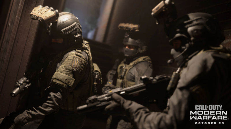 Call Of Duty Modern Warfare Diblokir Rusia