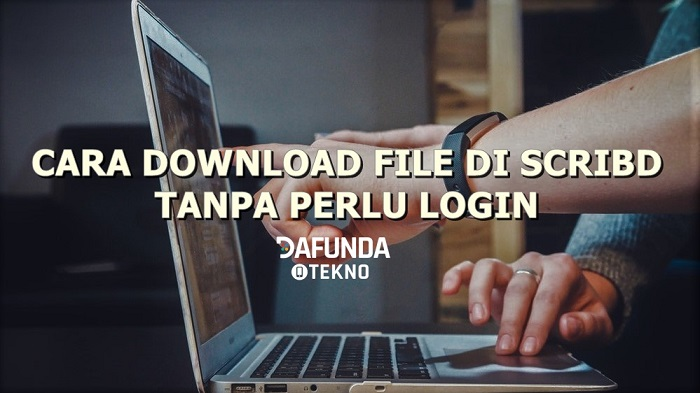 Cara Download Di Scrib Tanpa Login