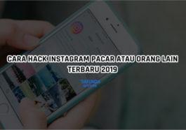 Cara Hack Akun Ig Berhasil 2019