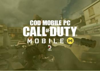 Cara Main Cod Mobile Di Pc