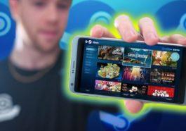Cara Main Game Steam Di Android