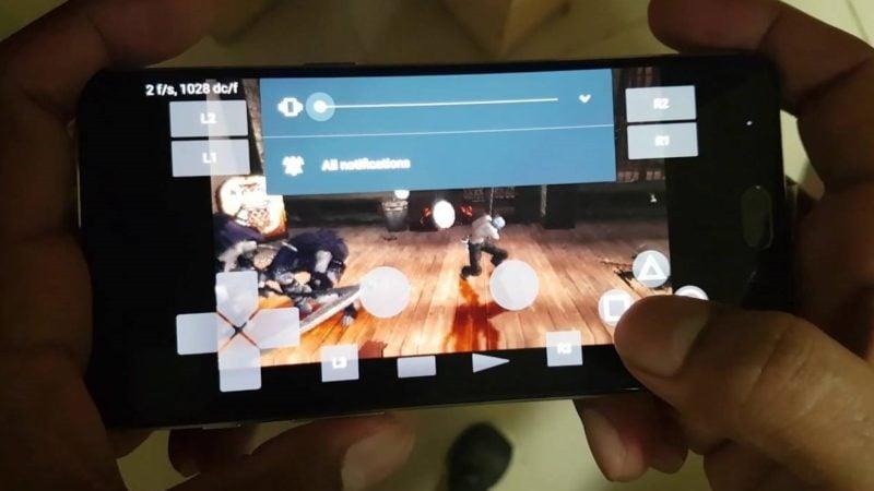 cara main game ps2 di android ini bikin