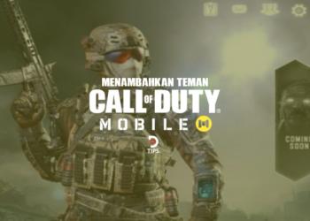 Cara Menambah Dan Mengundang Teman Call Of Duty
