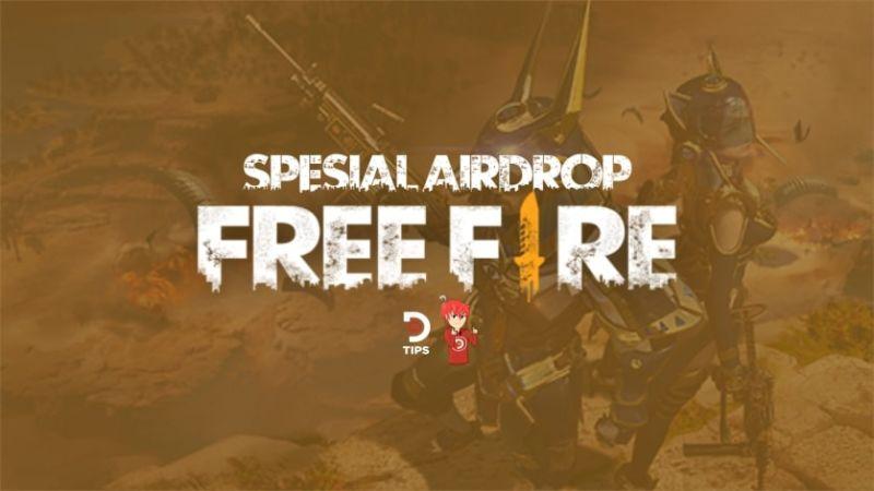 Cara Mendapatkan Spesial Airdrop Free Fire Murah Terbaru