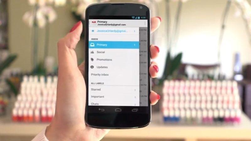 Cara Menghapus Akun Gmail Di HP Android Cara Mengganti Akun Gmail Di Hp Android
