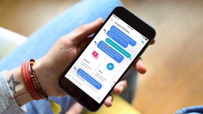 Cara Mengirim Whatsapp Dengan Google Assistant