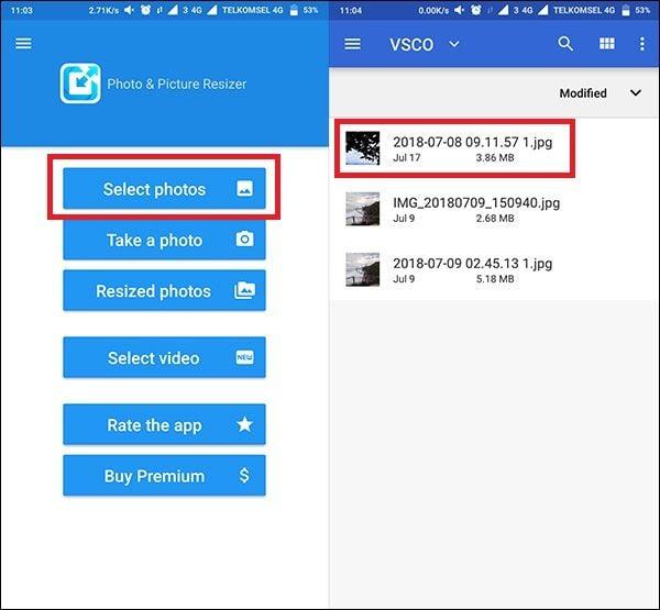 Cara Mengubah Resolusi Foto Di Android 1