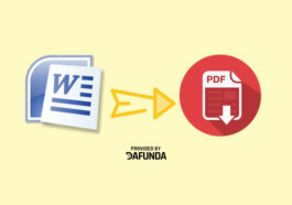 Cara Mengubah Word Ke Pdf Di Microsoft Office 2007