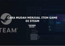Cara Menjual Item Game Di Steam
