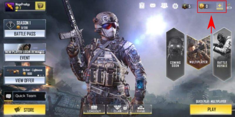 Cara Top Up Cash Point CP Call Of Duty Mobile Dengan Mudah 1