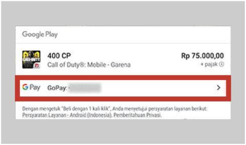 Cara Top Up Cash Point CP Call Of Duty Mobile Dengan Mudah 3