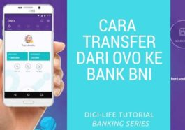 Cara Transfer Uang Ovo
