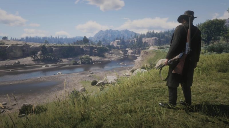 Cerita Red Dead Redemption 2 Pc