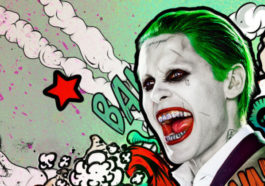 David Ayer Jared Leto Joker