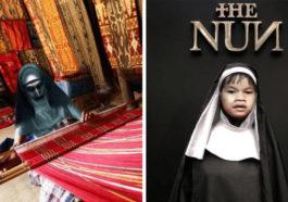Enggak Ada Seremnya, 10 Meme Film The Nun Ini Dijamin Bikin Ngakak! Dafunda Gokil