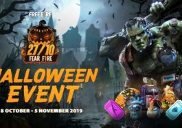 Event Halloween Free Fire Min