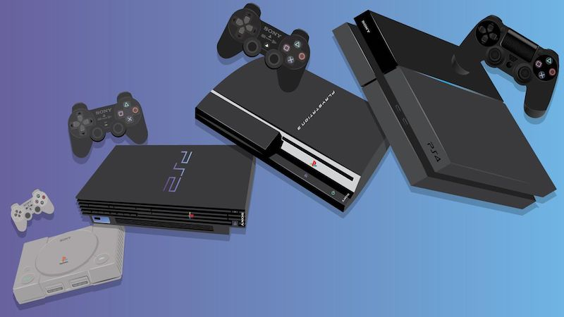 Evolusi Playstation