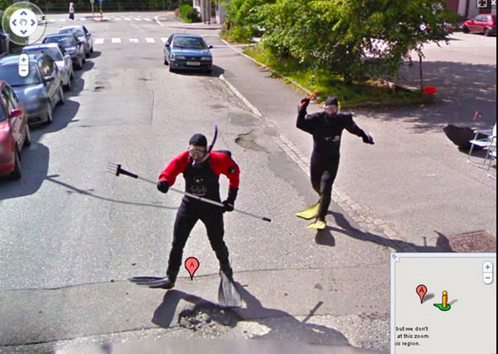 Foto Penampakan Di Google Street (8)