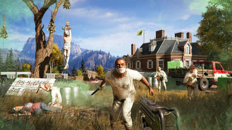 Game PC Dengan Grafik Terbaik Far Cry 5