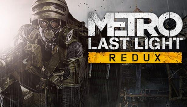 Game PC Dengan Grafik Terbaik Metro Last Light Redux