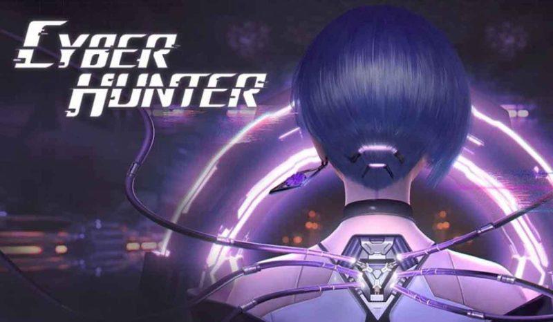 Game Android Terbaik Dengan Grafis HD Cyber Hunter