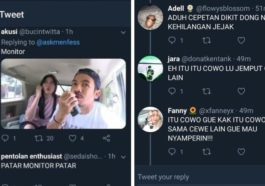 Guyonan Acara Katakan Putus Ala Netizen Wkwkland