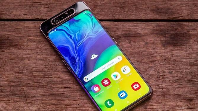 Harga Galaxy A80
