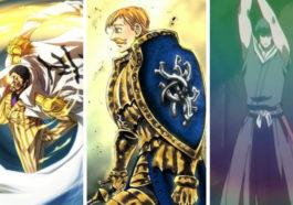 Karakter Anime Pengguna Elemen Cahaya #DafundaOtaku