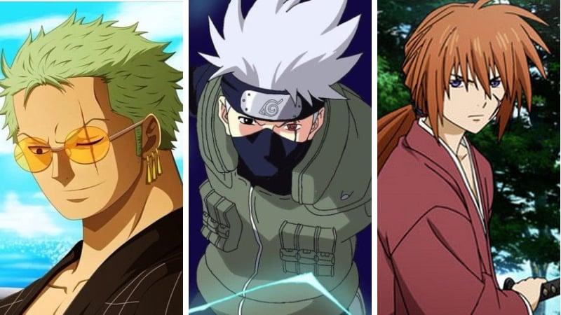 Karakter Anime Yang Punya Bekas Luka Di Wajah Dafunda Otaku