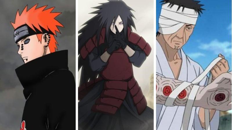 Karakter Antagonis Terkejam Di Naruto Dafunda Otaku