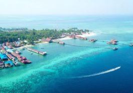 Keindahan Pulau Kalimantan
