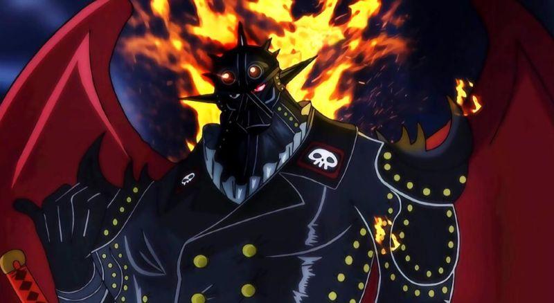 King Calamitys Devil Fruit